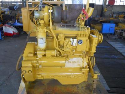 Caterpillar Internal combustion engine for Caterpillar 3304 sold by Monni Srl