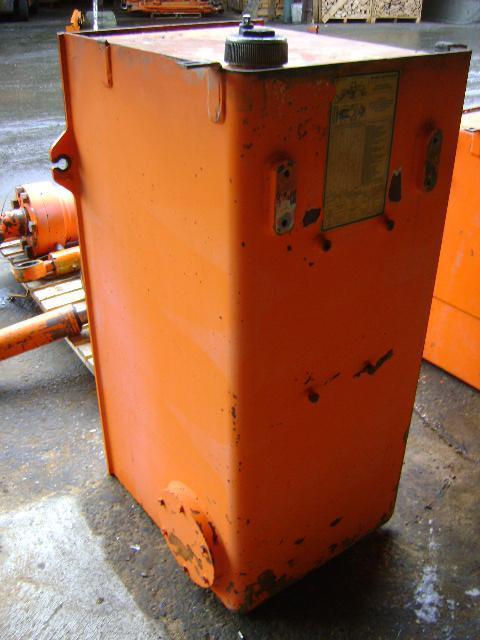 Tank for Fiat Hitachi W 270 Photo 2