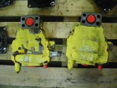 Block valve for New Holland E 385 B sold by PRV Ricambi