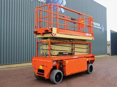 Holland Lift COMBISTAR N-140EL12 sold by Pfeifer Heavy Machinery