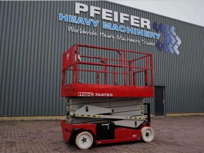 Mec 3247ES Electric sold by Pfeifer Heavy Machinery