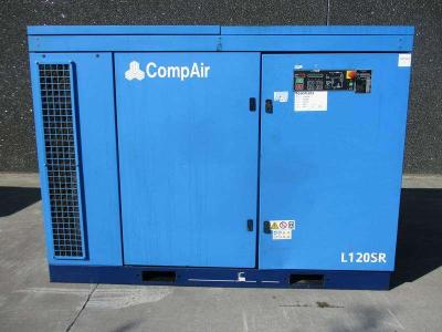 Compair L 120 SR sold by Machinery Resale