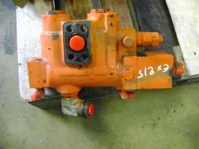 Block valve for Fiat Hitachi EX 215 sold by PRV Ricambi