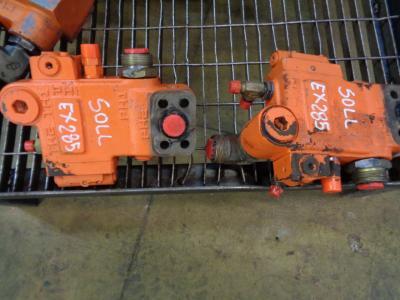 Block valve for Fiat Hitachi Ex 285 sold by PRV Ricambi Srl