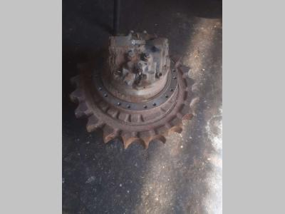 Drive gearbox for Caterpillar 317 sold by Off Meccaniche Bonanni di B.