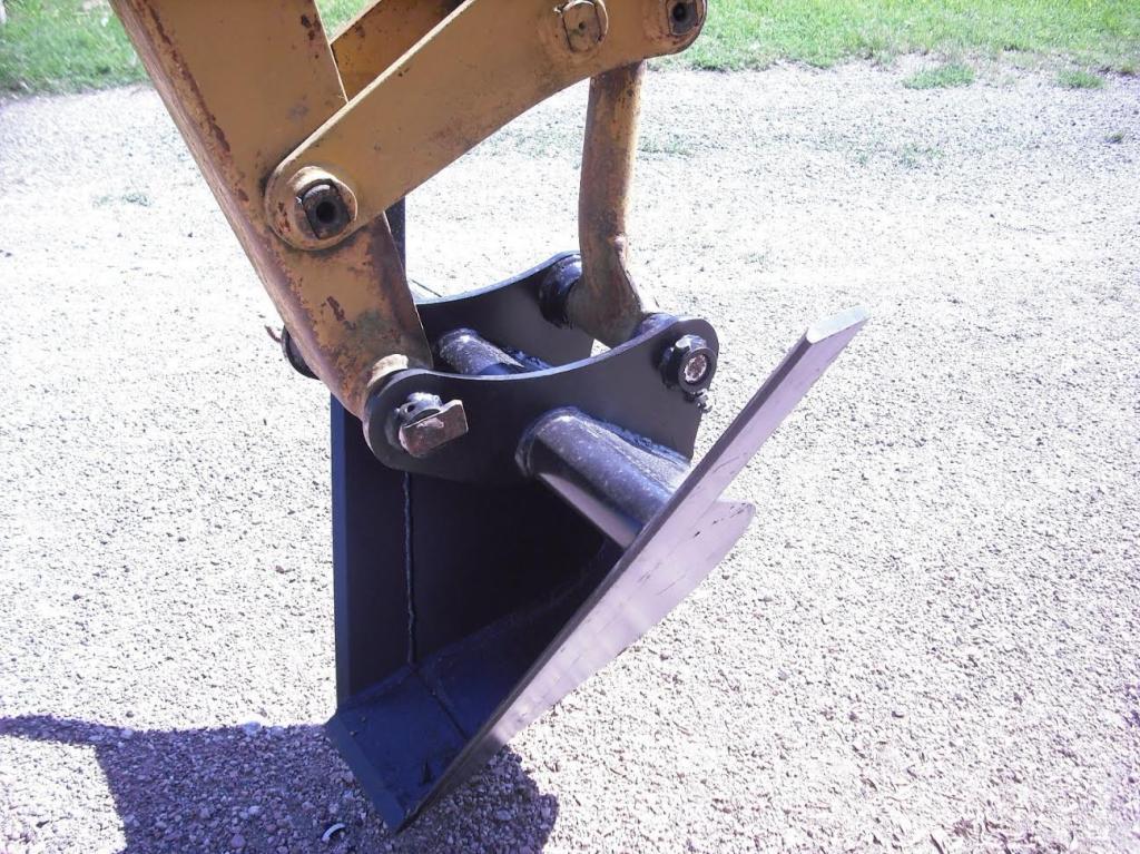 Ambrosi Benne Trapezoidal ditch bucket Photo 5