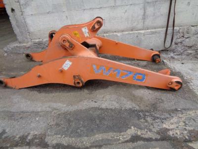 Arm for loaders for Fiat Hitachi W 170 sold by PRV Ricambi Srl