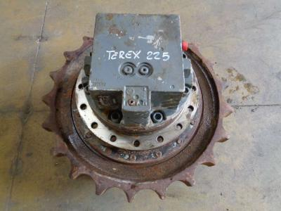 Track motor for Terex Tc 225 C sold by PRV Ricambi Srl