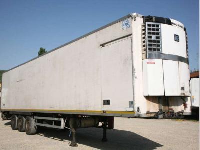 Samro  Refrigerated semi-trailer sold by Bartoli Rimorchi S.p.a.