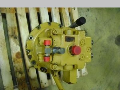 Hydraulic swing motor for Caterpillar 312 sold by PRV Ricambi Srl