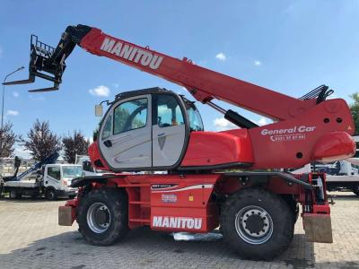 Manitou MRT 2550 Privilege Plus S2 sold by General Car Srl
