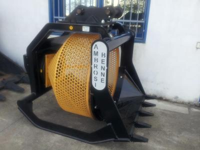 BVA 120 Screening bucket sold by Ambrosi Benne Snc