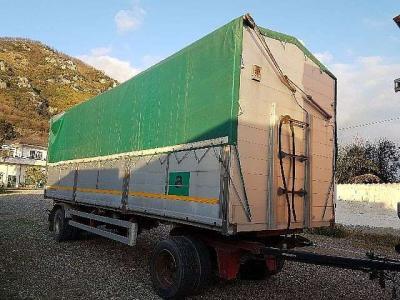 Sonstige Schuler Curtainsider / tarpaulin trailer sold by Ferrara Veicoli