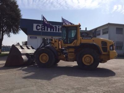 Volvo L 110G sold by Carmi Spa Oleomeccanica