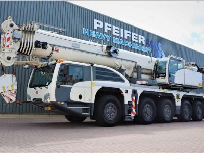 Terex EXPLORER 5500 New sold by Pfeifer Heavy Machinery