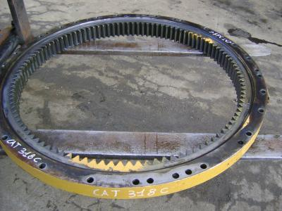Slewing ring for Caterpillar 318 C sold by PRV Ricambi Srl