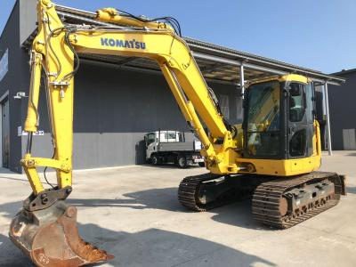 Komatsu PC118MR-8 sold by Emme Service Srl