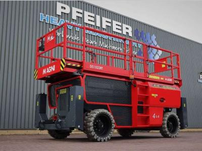 Magni DS1523RT New And Available Directly From Stock sold by Pfeifer Heavy Machinery