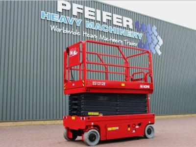 Magni ES1212E Electric sold by Pfeifer Heavy Machinery