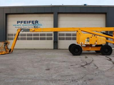 Haulotte HA260PX Please Note: This Machine Has No Engine sold by Pfeifer Heavy Machinery
