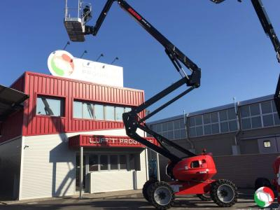 Manitou 200 ATJ Diesel sold by Lift Progress Srl