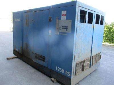 Compair L250 RS sold by Machinery Resale