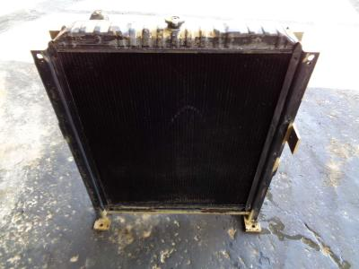 Water radiator for Fiat Hitachi Fh 220 sold by PRV Ricambi Srl