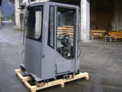 Cab for Hitachi Serie LX sold by PRV Ricambi Srl