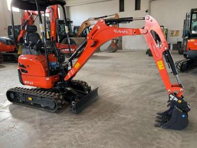 Kubota U17-3 sold by Commerciale Adriatica Srl
