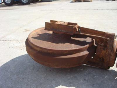 Idler wheel for Fiat Allis FE18 sold by OLM 90 Srl