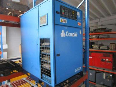 Compair L45SR sold by Machinery Resale