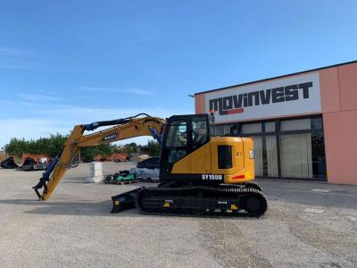 Sany SY155U sold by Movinvest Srl