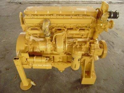 Caterpillar Internal combustion engine for Caterpillar 3116 sold by Monni Srl