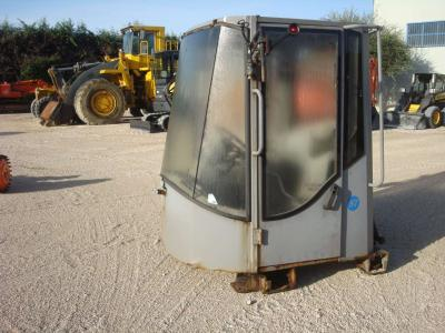 Cab for Hitachi LX290 sold by OLM 90 Srl