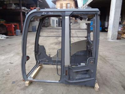 Cab for Hitachi Zx serie 3 sold by PRV Ricambi Srl