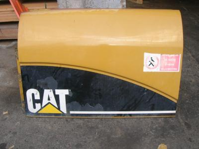 Hood for Caterpillar 325 D sold by PRV Ricambi Srl