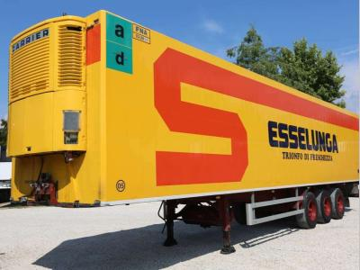 Cardi Refrigerated semi-trailer sold by Bartoli Rimorchi S.p.a.