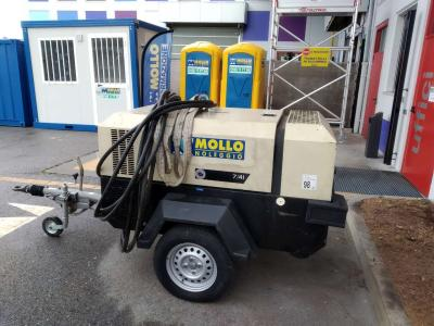 Ingersoll Rand 7/41 sold by Mollo Srl