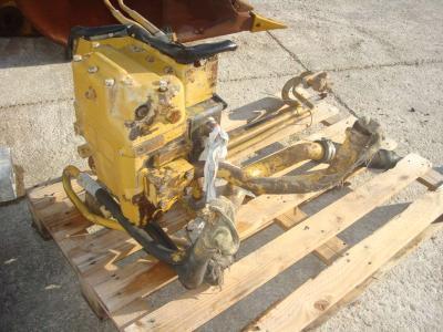 Hydraulic distributor for Fiat Allis FD14, FL14D, FL14C sold by OLM 90 Srl