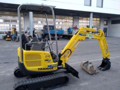 Yanmar VIO17 sold by Mollo Srl