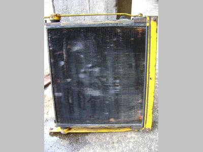 Water radiator for Volvo 4400 sold by PRV Ricambi Srl