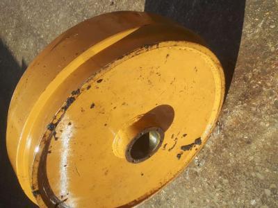 Idler wheel for Caterpillar D8H sold by Off Meccaniche Bonanni di B.