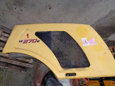 Engine hood for New Holland W 270 B sold by PRV Ricambi Srl