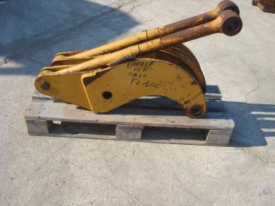 Rod for Fiat Allis FL10C sold by OLM 90 Srl