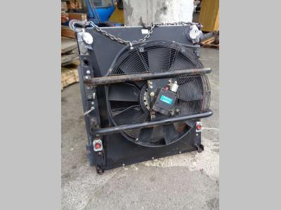 Radiator for Liebherr 924 B sold by PRV Ricambi Srl