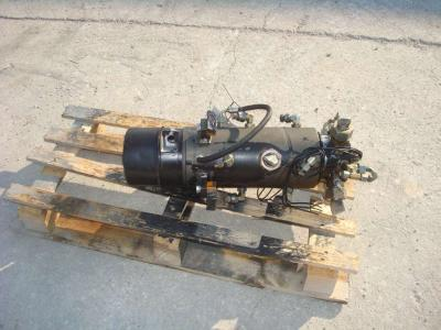 Rotating joint for Fiat Hitachi 150W3 sold by OLM 90 Srl