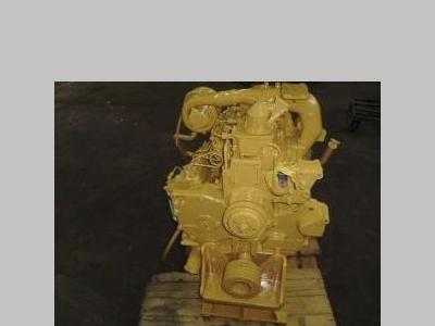 Caterpillar Internal combustion engine for Caterpillar 3204 DI sold by Monni Srl
