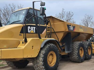 Caterpillar 730 sold by DG Machinery