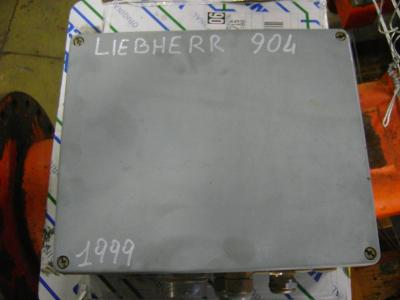 Junction Box for Liebherr 904 sold by PRV Ricambi