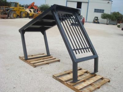 Rollover protective structure for Fiat Hitachi FH 200 - FH 220 - FH 270 - FH 300 - FH 400 sold by OLM 90 Srl